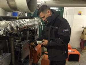 Servicing 2 Link Climate