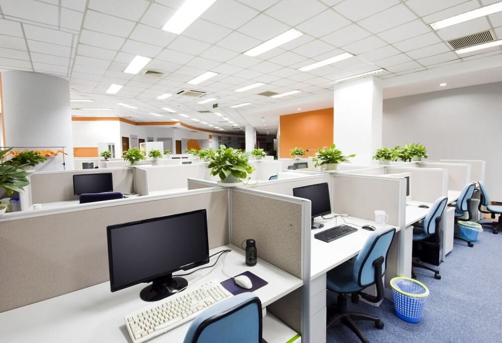 LED Lighting Office, Link Climate